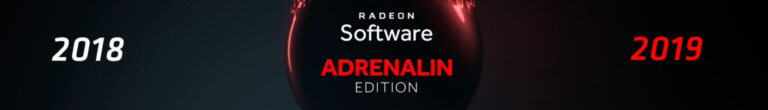 Radeon Software Adreanlin 2019 Edition